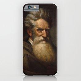 John Brown iPhone Case