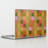 quilt Laptop & iPad Skins featuring quilt by Isabella Asratyan