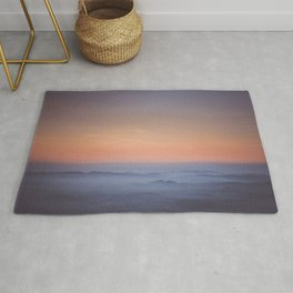 Evening pulse - Landscape and Nature Photography Rug