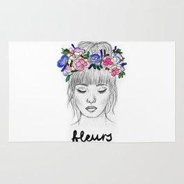 Fleurs Rug