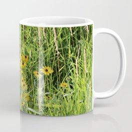 Black Eyed Susan in the Meadow Coffee Mug