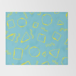 Wiggly Throw Blanket