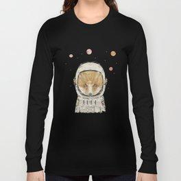 little space fox Long Sleeve T-shirt