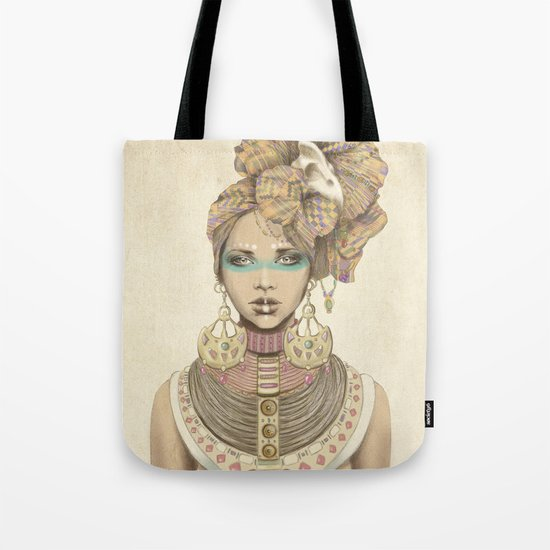 K of Clubs Tote Bag