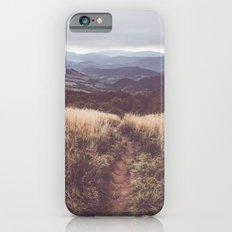 Bieszczady Mountains iPhone 6s Slim Case