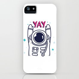 Celebrate Everday iPhone Case