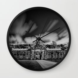 Chatsworth stables Wall Clock