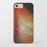 planet iPhone & iPod Cases featuring Planet by Emma Harckham