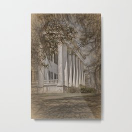 Greenwood Plantation, St. Francisville, La. Metal Print