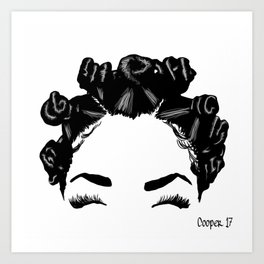 The Crown You Will Always Wear 5 Art Print