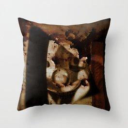 Bozo Throw Pillow
