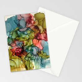 Our roots define our future Stationery Cards