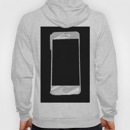 iPhone 5 Wolfram Rule 126 Part 2 Hoody