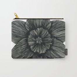 Daffodil Birth Flower Carry-All Pouch
