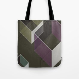 Muted RGB by Friztin Tote Bag