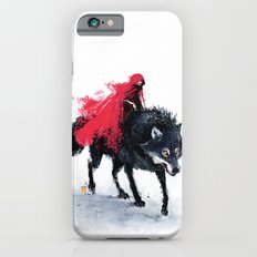 Little Red Riding Hood Slim Case iPhone 6
