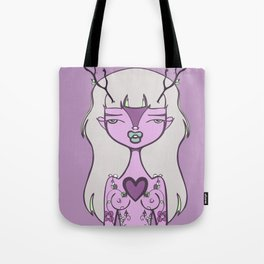Farrah Tote Bag