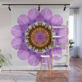 Pretty Pansy Florii Wall Mural