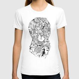 Quadruple Header T-shirt