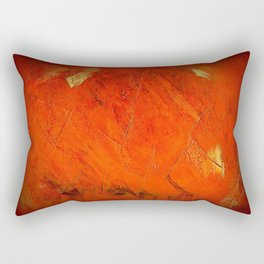Vintage Orange Cases Rectangular Pillow