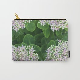 Bloomed Succulent  Carry-All Pouch