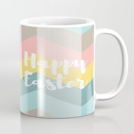 Holiday Happy Easter Waves Coffee Mug