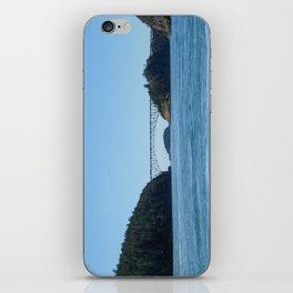 Deception Island iPhone Skin