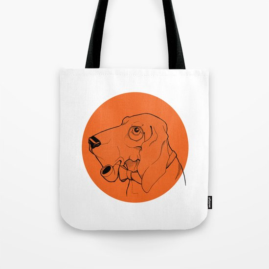Canis Tote Bag