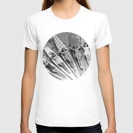 Vintage Girls on Surfboards T-shirt