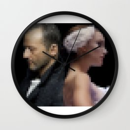 Mathilda's PTSD Wall Clock