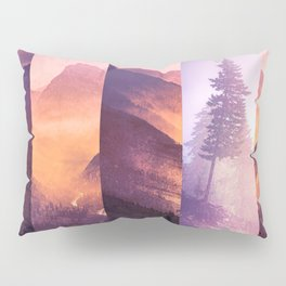 Fraction Pillow Sham