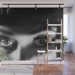 Femme Fatale Look Wall Mural