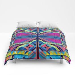 Z.Series.62. Symmetrical  Comforters