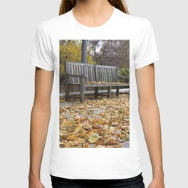 Autumn leves T-shirt