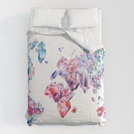 Crystal World Comforters