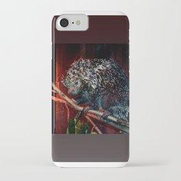 Porcupine iPhone Case