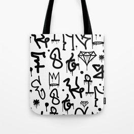 Diamonds & Crowns Tote Bag