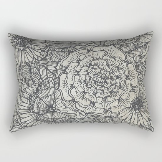 Plantae Rectangular Pillow
