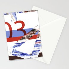 Numbers Stationery Cards