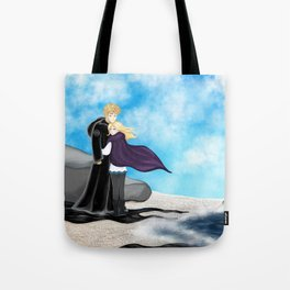 Sophie and Keefe Tote Bag