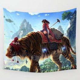 Karma Journey Wall Tapestry