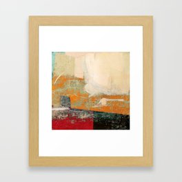 Peoples in North Africa Framed Art Print