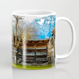 Peaceful Spring Meadow Coffee Mug