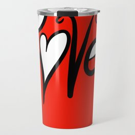 Spread the Love Travel Mug