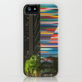 The Colors of Brickell iPhone Case