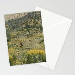 Colorado Mountain Side Stationery Cards