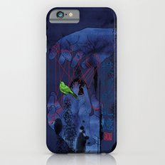 Fade Into The Blue-模糊的记忆 iPhone 6s Slim Case