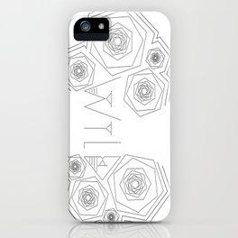 W I L D  iPhone Case
