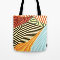 sticker Tote Bags featuring Yaipei by Anai Greog