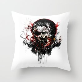Metal Gear Solid V: The Phantom Pain Throw Pillow
